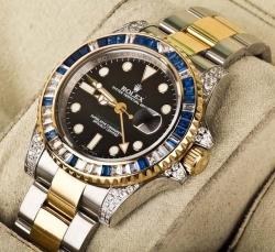 Cách phân biệt đồng hồ Rolex thật và giả