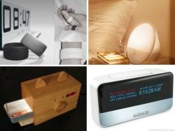 Những thiết kế đồng hồ báo thức độc đáo dành cho người